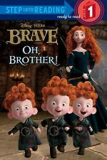 Oh, Brother! Disney/Pixar Brave Step into Reading