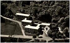 Bistum Limburg Postkarte 1964 gelaufen Blick auf das Diözesanjugendheim Luftbild