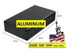 Aluminum Project box - Small - Electronics Component Housing / Box / Case