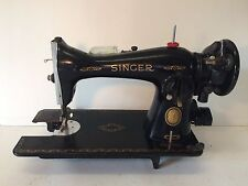 Singer 15 Sewing Machine Vintage Antique Nice Shape Looks GREAT