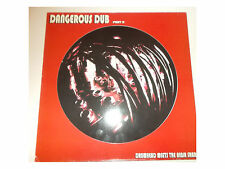Drumhead Meets The Ninja Shark ‎ - Dangerous Dub Part II - LP