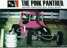The Pink Panther #1  Modified model kit