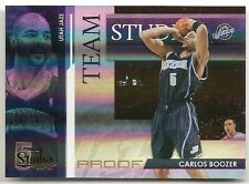 09/10 STUDIO TEAM STUDIO PROOFS PARALLEL #9 Boozer/Kirilenko #44/199
