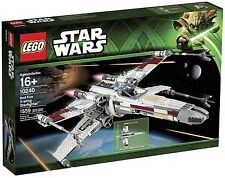 Lego Star Wars Red Five X-wing Starfighter (10240)  free shipping!