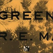 REM : Green CD R.E.M.