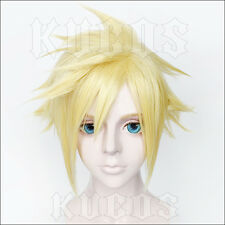 FF7 Final Fantasy VII Cloud Strife Anime Cosplay Wig (Need Styled by yourself)