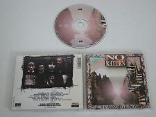 NO RETOUR/SEASONS OF SOUL(SEMETERY RECORDS 122 131) ALBUM CD