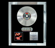 ERIC CLAPTON TIMEPIECES  MULTI (GOLD) CD PLATINUM DISC FREE SHIPPING TO U.K.