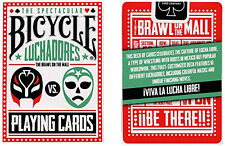 Bicycle Luchadores Playing Cards - 1 Sealed Deck