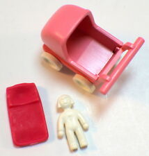 Playmobile Victorian DollHouse Doll set 5312 Child's Buggy replacement parts