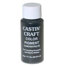 Castin Craft Casting Resin Opaque Black Pigment Dye (1 Oz)