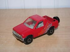Matchbox Isuzu Amigo Red 1:64