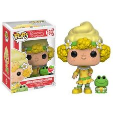 "STRAWBERRY SHORTCAKE - DUFTEND LEMON BAISER & FRAPPÉ 3.75"" POP VINYL FIGUR"