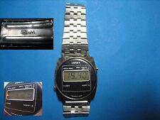 Elektronika 5 Vintage 80s Rare USSR digital watch ZIM