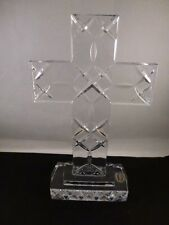 Samobor Crystal Glass Cross, Lead Crystal