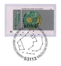 BRD 2008: Himmelsscheibe von Nebra Nr. 2695 mit Bonner Ersttagsstempel! 1A! 1607