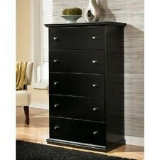 Signature Design by Ashley B138-46 Chest of Drawers - Black NEW