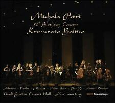 Michala Petri: 50th Birthday Concert, New Music