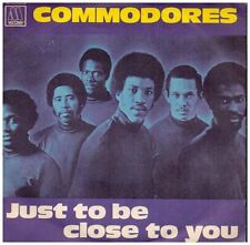 16812 - THE COMMODORES - JUST TO BE CLOSE TO YOU