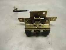 1999 ISUZU RODEO TRUNK LOCK LATCH OEM ~B164