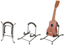 Kinsman KMU10 Foldable Ukulele Stand (Electric and Acoustic Ukuleles)