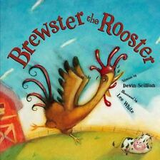 Brewster the Rooster-ExLibrary