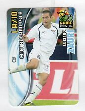 figurina PANINI CALCIO CARDS GAME 2005-06 N. 74 LAZIO ZAURI