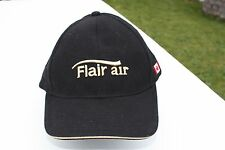 Ball Cap Hat - Flair Air - Airline Charter Canada Oil Patch (H1528)