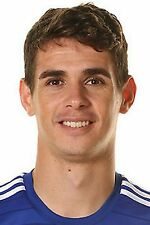 Football photo > oscar chelsea 2014-15