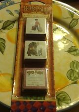 Harry Potter Rubber Stamp Strip & Inkpad Rare Harry Potter - NEW 2001