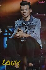 LOUIS TOMLINSON - A4 Poster (ca. 21 x 28 cm) - One Direction Clippings Sammlung