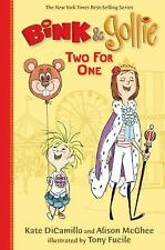 NEW Bink & Gollie: Two for One by Kate DiCamillo & Alison McGhee 2013 Paperback