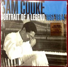 Sam Cooke - Portrait Of A Legend 1951-1964 LP [Vinyl New] 180gm Double LP