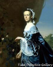 Mercy Otis Warren - Revolutionary War Patriot and Political Writer