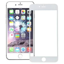 Apple iPhone 7 plus Front Glass Panel Scheibe Display Glas weiß