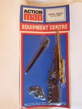 Vintage Action Man - Equipment Centre Small Arms Card Cat No 34276 Rare