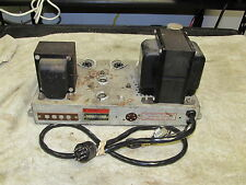 Vintage Silvertone Tube Amplifier