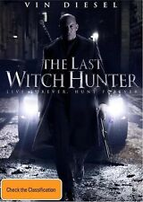 Last Witch Hunter, The (DVD) (Region 4) Aussie Release