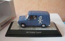 199  Premium ClasiXXs 11201 Vw Fridolin Typ 147 Bleu 1/43  Poste Mondial Relay