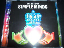 Simple Minds The Very Best of Greatest Hits (Australia) 2 CD - New