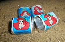 GLOSSY THE LITTLE MERMAID ARIEL HERSHEY's NUGGET WRAPPERS BIRTHDAY PARTY FAVORS