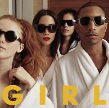 "Pharrell williams ""G I r l"" CD 10 tracks avec Happy Neuf +++++++++++"