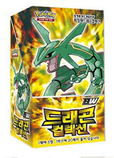 "Pokemon Cards BW ""Dragon Collection"" Booster Box (20 Pack) / Korean Ver"