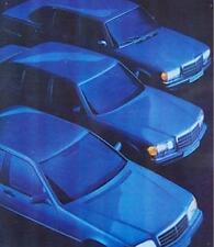 Älteres Blechschild Mercedes Benz S Klasse Reklame Werbung gebraucht used