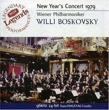 New Year's Day Concert In Vienna, 1979 [Australia] New CD