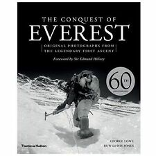 The Conquest of Everest: Original Photographs from the Legendary First-ExLibrary