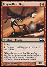 MTG 4x DRAGON HATCHLING - DRAGO APPENA NATO - M14 - MAGIC