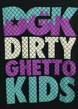DGK Dirty Ghetto Kids Shirt Medium M Kayo Corp Zumiez Skateboarding