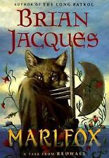 Marlfox - A Tale of Redwall - Illustrated by Brian Jacques