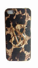 Victoria's Secret Leopard VS Logo Iphone 5 /5S Hard Case Cover